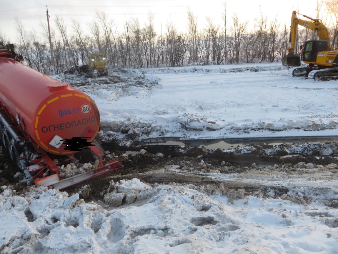 Юридическое лицо привлечено к административной ответственности за разлив нефти на сельхозугодья в Ташлинском районе